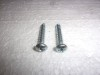 DOOR PULL STRAP HANDLE /  BRACE SCREWS 2