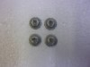 FRONT / REAR SIDE MARKER LENS BEZEL NUTS 4 68-69
