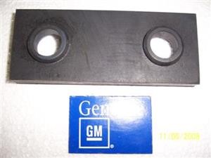 transmission cross member insulator nos gm