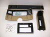 DASH / CONSOLE TRIM PACKAGE DARK SADDLE CHROME GM RESTORATION