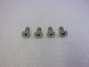 DOOR LATCH & STRIKER SCREW SET 4