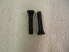 DOOR LOCK KNOBS 2  BLACK