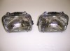 HEADLIGHT ASSEMBLIES 2 CHROME