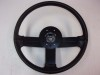 LEATHER WRAPPED STEERING WHEEL 82-89 CAMARO