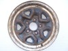 RALLY WHEEL 14X6 USED DQ