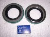 REAR AXLE SEALS 2 GM