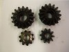 SPIDER & SIDE GEARS USED