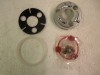STEERING WHEEL / HORN CAP MOUNTING SET 67-79