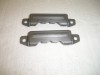 TRANSMISSION CROSS MEMBER BRACKETS 64-72 A BODY