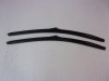 WINDSHIELD WIPER ARM BLADES BLACK 70-81