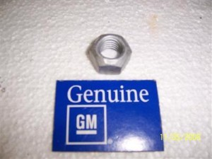 CONTROL ARM NUT GM