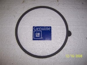 AIR BREATHER GASKET GM 4 BL QUADRAJET & TBI