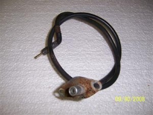 ANTENNA CABLE USED 78-81
