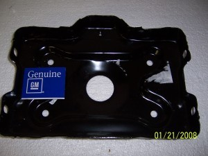 BATTERY TRAY GM