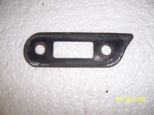 BED RAIL GASKET USED 78-87 EL CAMINO