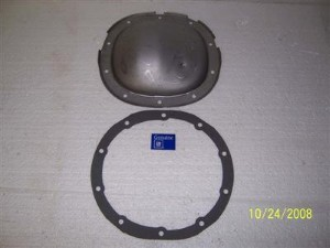 "DIFFERENTIAL COVER & GASKET 7 1/2"" GM"