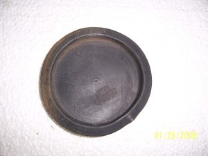 DOOR COVER CUP USED Large Body