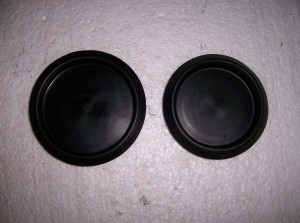 DOOR COVER CUPS SET GM RESTORATION