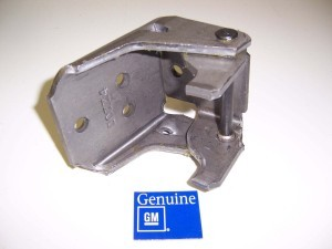 DOOR HINGE LOWER GM