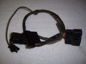 HEATER CONTROL WIRING ASSEMBLY USED