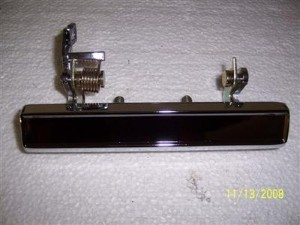 OUTSIDE DOOR HANDLE RH A/G BODY
