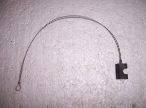 SHIFT INDICATOR CABLE SWEEP STYLE GM RESTORATION 78-81