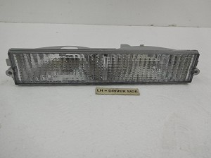 FRONT PARKING / SIGNAL LAMP CLEAR LH 80-83 REGAL